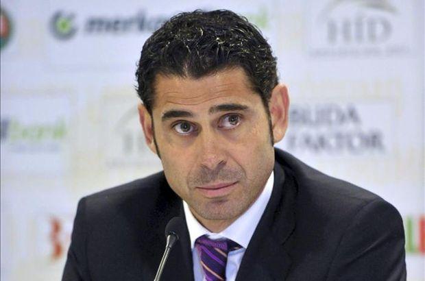 Hierro İspanya Futbol Federasyonu'nda Sportif Direktörlük yapmıştı