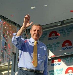 Başbakan Erdoğan Antalya