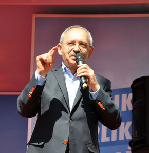 Kemal Kılıçdaroğlu cumhurbaşkanlığı seçimi