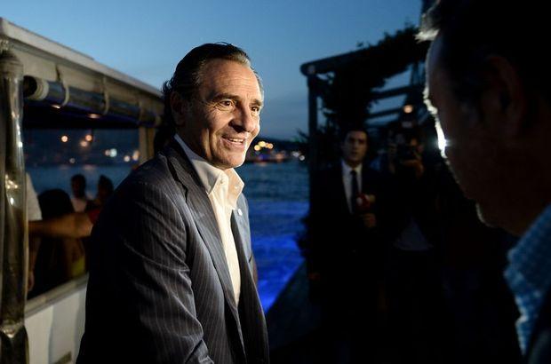De Laurentis, Gökhan İnler'in harika bir futbolcu olduğunu da sözlerine ekledi.