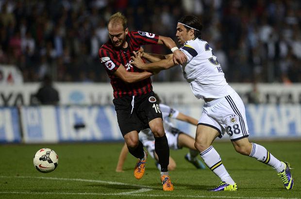 Serkan Kurtuluş geçen sezon Gençlerbirliği'nde 9 lig maçında görev almıştı