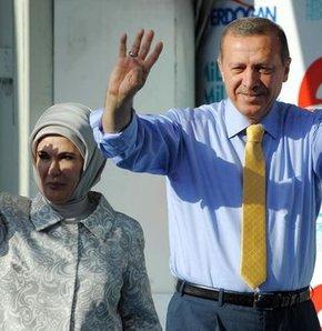 İşte Recep Tayyip Erdoğan'ın yeni sloganı!