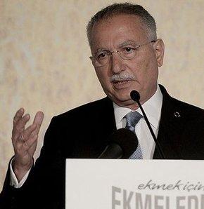 Ekmeleddin İhsanoğlu'nun seçim kampanyası için banka hesabı açıldı