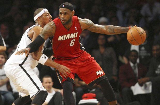 LeBron James, Cleveland Cavaliers'a gideceğini açıkladı