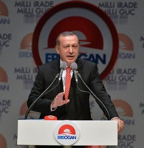 Başbakan Erdoğan, vizyon belgesi, Yeni Türkiye, cumhurbaşkanlığı seçimi