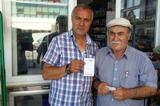 Almanya'nın golleri Bağ-Kur'lu Ali Yılmaz'ı zengin etti