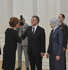 Cumhurbaşkanı Gül şehit ailelerine iftar verdi