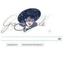 Safiye Ayla doodle oldu!