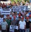 Somalı maden işçileri Meclis'e yürüyecek