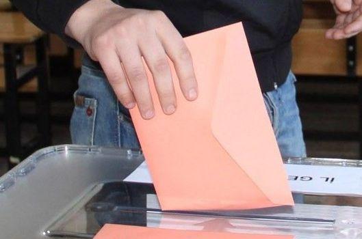 Cumhurbaşkanı adaylarının yeri belli oldu