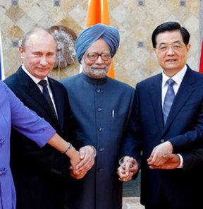 İMF'ye altarnatif,BRICS ülkeleri, Uluslararası Para Fonu'na (IMF) altarnatif bir banka kurma kararı aldı