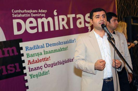 Demirtaş'tan TRT'ye çağrı: Bu adaletsizliği durdurun