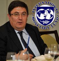 Hazine Müsteşarı Çanakçı IMF'ye atandı!