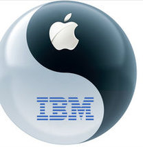 Apple ve IBM'dan dev ortaklık