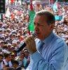 Başbakan Erdoğan: Yeni bir haçlı ittifakıyla karşı karşıyayız