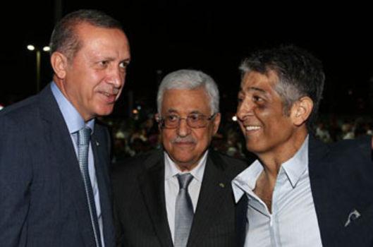 Ünlüler AK Parti'nin iftarında