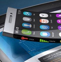 Güney Kore'nin iki devi esnek ekran piyasasına giriyor!