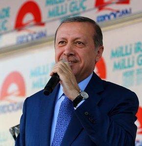 Cumhurbaşkanı adayı ve Başbakan Erdoğan'dan Adana'da önemli açıklamalar, Başbakan Erdoğan Adana'da konuştu