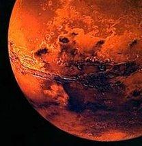 Mars'ın en detaylı haritası!