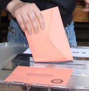 Aile ve Sosyal Politikalar Bakanlığı YSK Cumhurbaşkanlığı seçimi