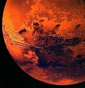 Mars ,ABD Jeoloji Araştırma Kurumu