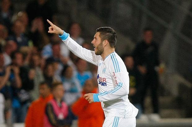 Gignac, 2010 yılından beri Marsilya forması giyiyor.