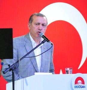 Anavatan Partisi Cumhurbaşkanı seçimi Recep Tayyip Erdoğan