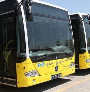 İETT, Yüksek Hızlı Trene entegre otobüs seferlerini belirledi