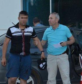 Samsun'da pompalı dehşeti