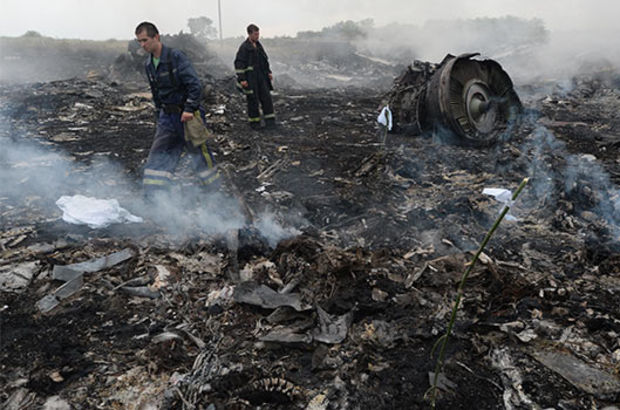 Rusya yanlısı ayrılıkçı militan, Malezya uçağını vurduklarını itiraf etti.