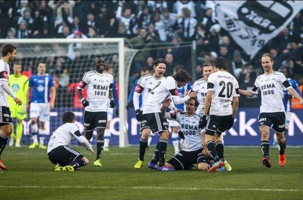 Karabük'ün rakibi Rosenborg