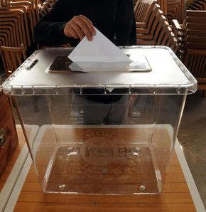 Gümrük kapılarında oy verme işlemi başlıyor (Cumhurbaşkanlığı seçimi)