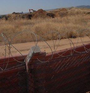 Radyasyonlu atıkların toprağa gömüldü iddiası