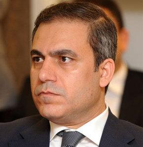Cumhurbaşkanı Gül,  MİT Müsteşarı Hakan Fidan'ı kabul etti