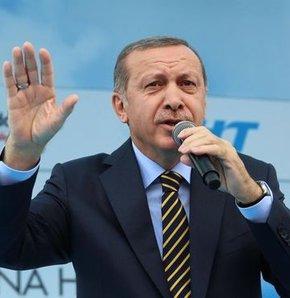 Başbakan Erdoğan'dan Pendik'de önemli açıklamalar, Başbakan Erdoğan, Yüksek Hızlı Tren müjdesi
