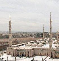 Medine'de dev konut projesine başlandı!