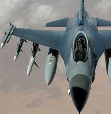F-16'lar hayalet olacak!