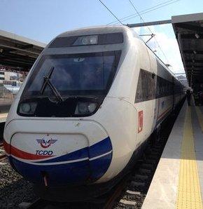 Habertürk, Yüksek Hızlı Tren'de!