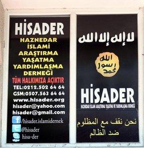 Güngören'deki IŞİD, HİSADER Derneği kapandı (IŞİD Kimdir?) IŞİD Katliam