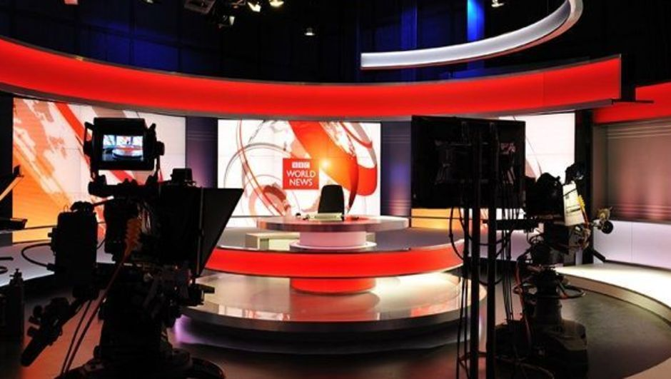 BBC'de 'sansür' istifası!
