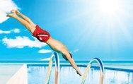 Balıklama atlamadan önce iki kere düşünün!