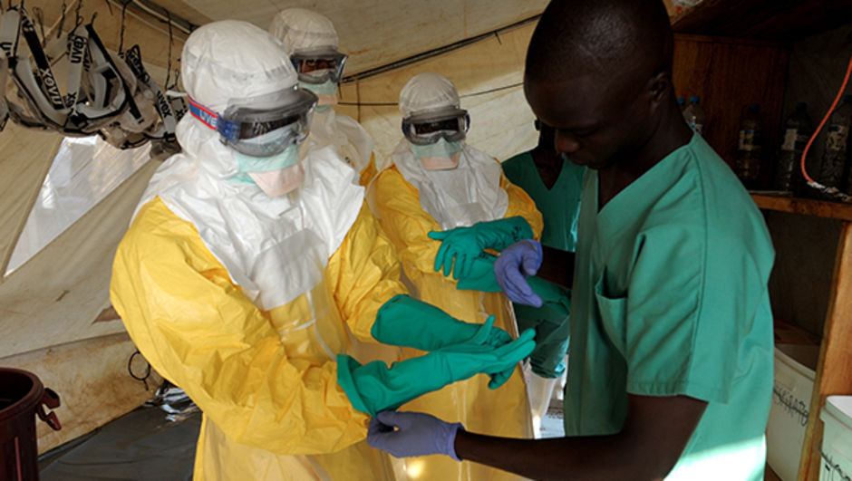 'Ebola başka ülkelere yayılabilir!'
