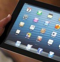 Futbol devinden iPad'e yasak!