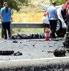 Diyarbakır'da kaza: 3 polis şehit