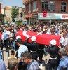 Rojin'in koruma polisleri trafik kazasında şehit oldu