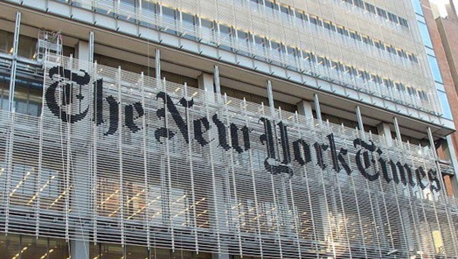 New York Times'tan Türkiye'ye teşekkür