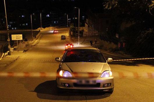 'Trafikte araca kurşun yağdırdı' iddiası!