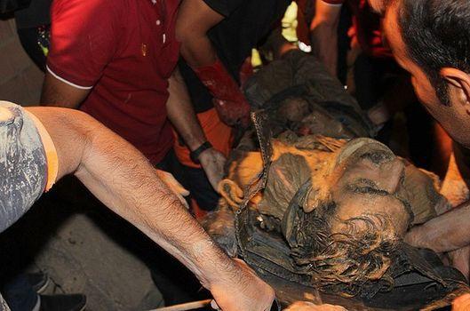 Diyarbakır'da kuyuda göçük