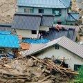 Japonya'da heyelan: 27 ölü