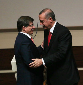 Erdo�an, Ak Parti'nin yeni Genel Ba�kan�'n� ve yeni Ba�bakan'� a��klad�